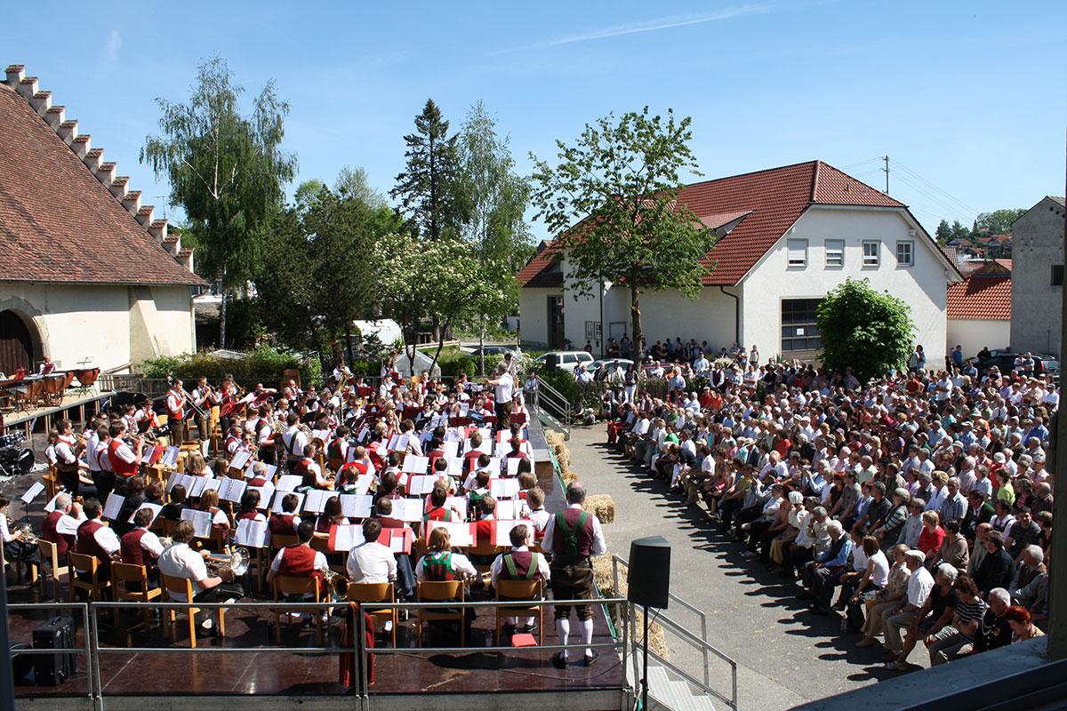 konzert ljbo in ostrach